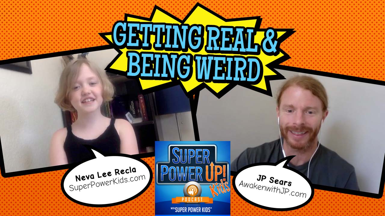 Getting Real and Being Weird with JP Sears