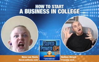 SPK - How to Start a Business in College